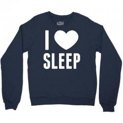 I Heart Sleep Crewneck Sweatshirt | Artistshot
