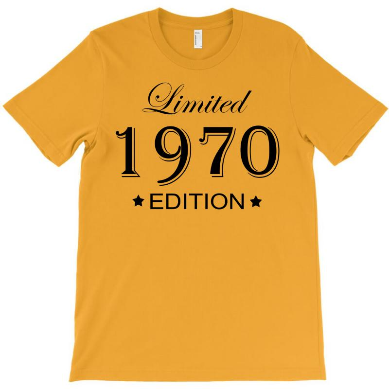 Limited Edition 1970 T-shirt | Artistshot