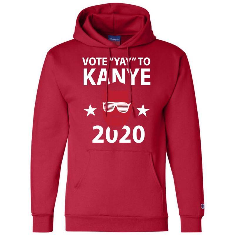 Kanye 2020 Champion Hoodie | Artistshot