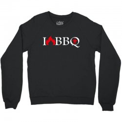 I love BBQ Crewneck Sweatshirt | Artistshot