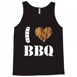I love BBQ Tank Top | Artistshot