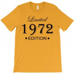 limited edition 1972 T-Shirt | Artistshot