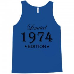 limited edition 1974 Tank Top | Artistshot