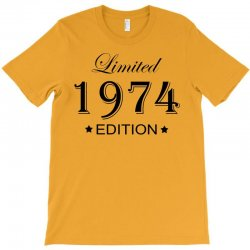 limited edition 1974 T-Shirt | Artistshot
