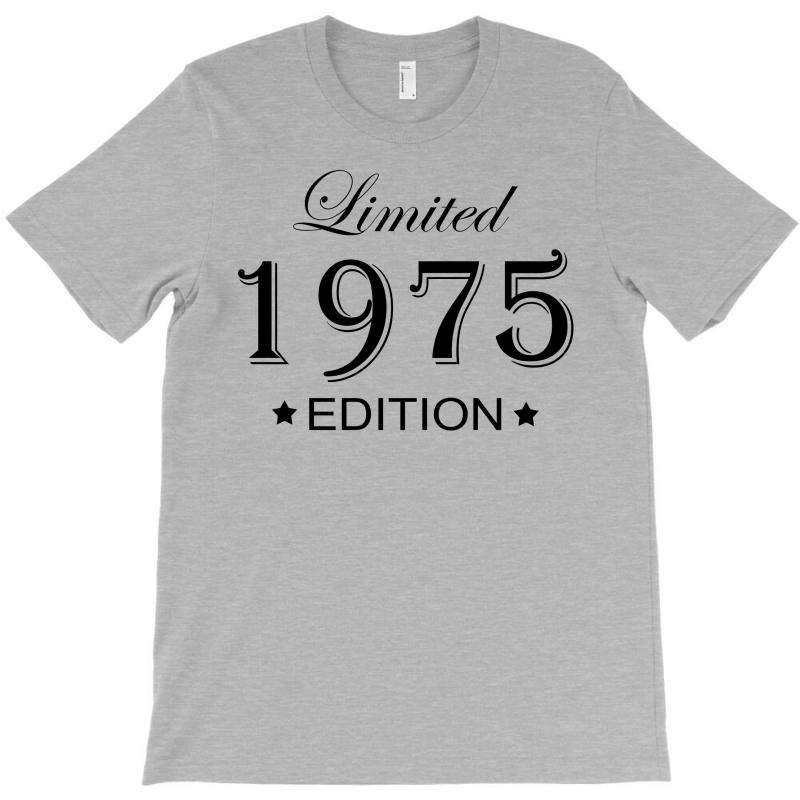 Limited Edition 1975 T-shirt | Artistshot