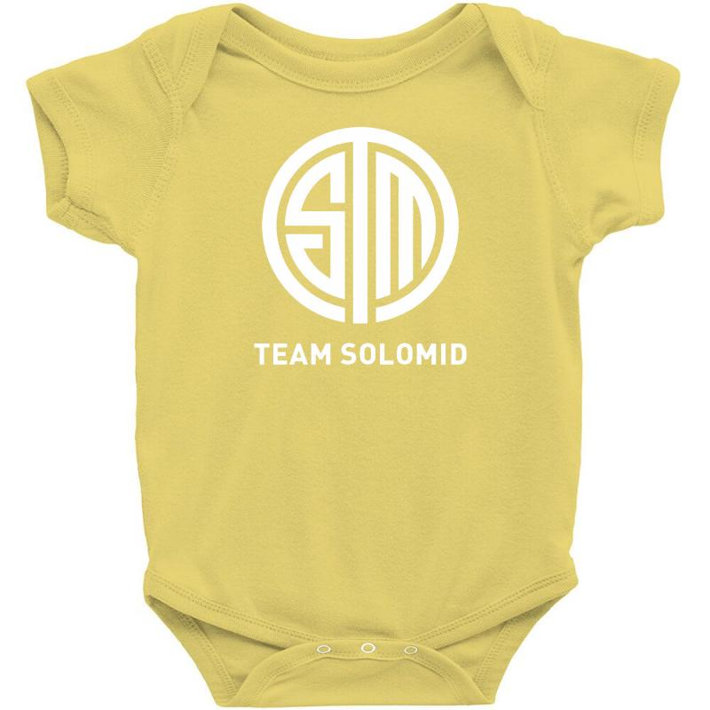 Team Solomid Baby Bodysuit | Artistshot