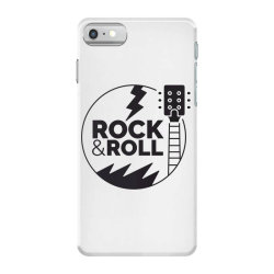 Rock & Roll iPhone 7 Case   Artistshot