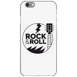 Rock & Roll iPhone 6/6s Case   Artistshot