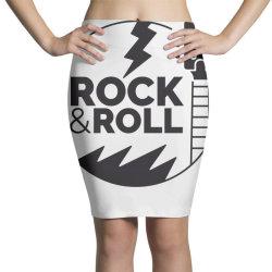 Rock & Roll Pencil Skirts | Artistshot