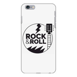 Rock & Roll iPhone 6 Plus/6s Plus Case   Artistshot