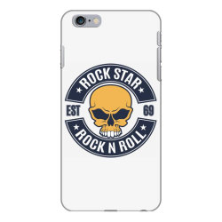 Rock star   Rock N Roll iPhone 6 Plus/6s Plus Case | Artistshot