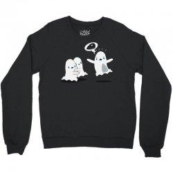 Iron On Boo Crewneck Sweatshirt | Artistshot