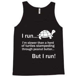 I Run Tank Top | Artistshot