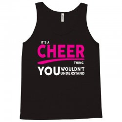 It's A Cheer Thing Tank Top | Artistshot