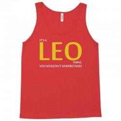 It's A Leo Thing Tank Top | Artistshot