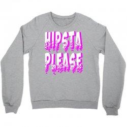hipsta-please-kamo Crewneck Sweatshirt | Artistshot