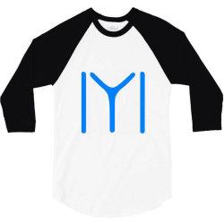 IYI - KAYI OBASI FLAG (OTTOMAN EMPIRE) 3/4 Sleeve Shirt | Artistshot