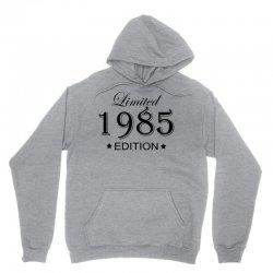 limited edition 1985 Unisex Hoodie | Artistshot