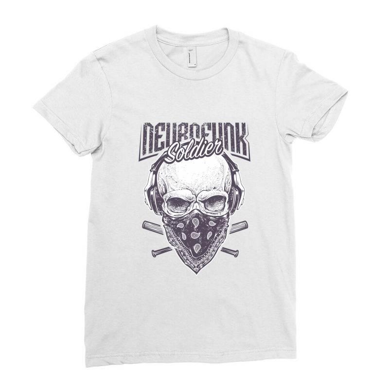 Soldier Ladies Fitted T-shirt | Artistshot