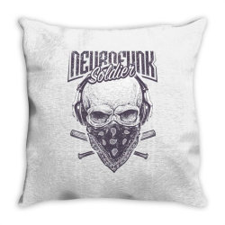 Soldier Throw Pillow | Artistshot