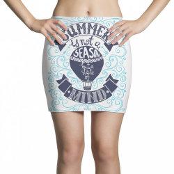 Summer is not a season Mini Skirts | Artistshot