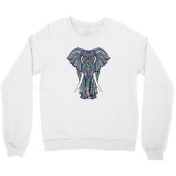 Indian elephant Crewneck Sweatshirt | Artistshot