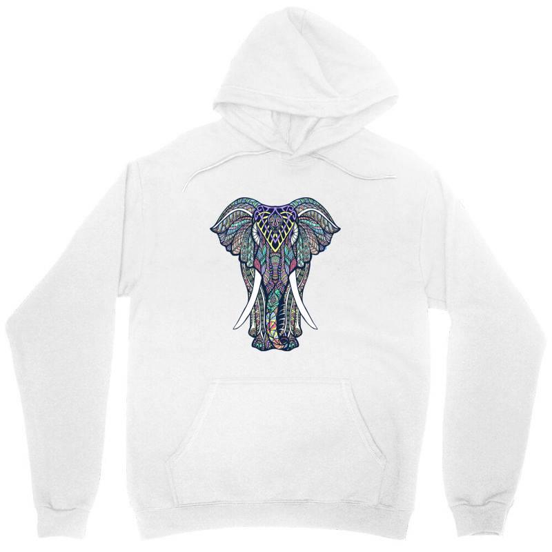 Indian Elephant Unisex Hoodie | Artistshot