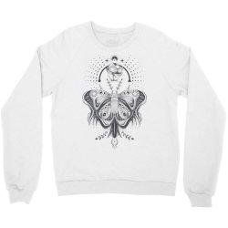 Butterfly Crewneck Sweatshirt   Artistshot