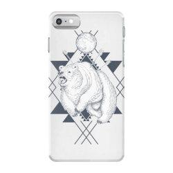 Bear iPhone 7 Case | Artistshot