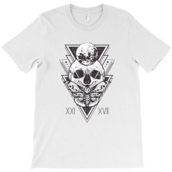 Butterfly skull T-Shirt | Artistshot