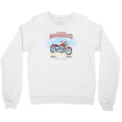 Custom Motorcycles Crewneck Sweatshirt | Artistshot