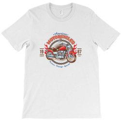 American motorcycles 1987 T-Shirt | Artistshot