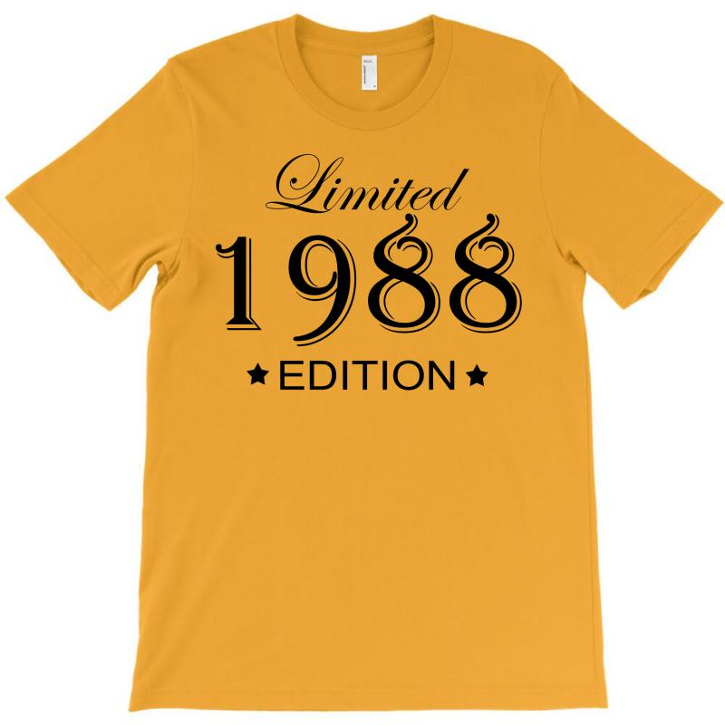 Limited Edition 1988 T-shirt | Artistshot