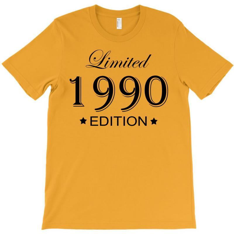 Limited Edition 1990 T-shirt | Artistshot