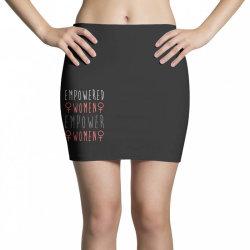 empowered women empower women Mini Skirts | Artistshot