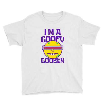 I'm A Goofy Goober Youth Tee Designed By Balqis Tees