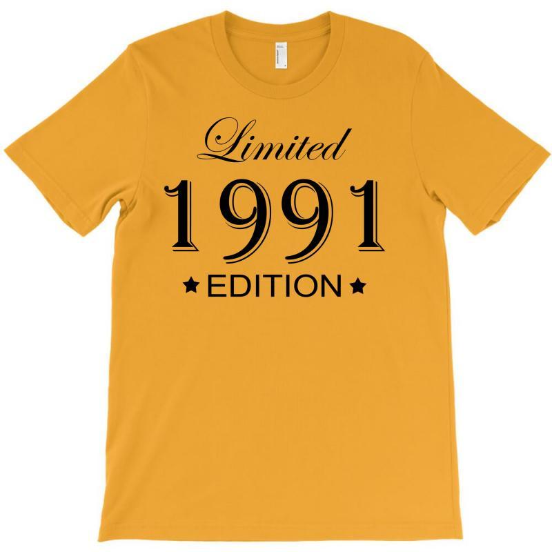 Limited Edition 1991 T-shirt | Artistshot