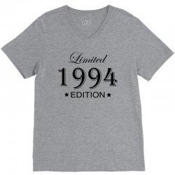 limited edition 1994 V-Neck Tee | Artistshot