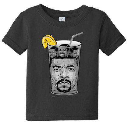 Lemon Ice T Baby Tee Designed By Pinkanzee