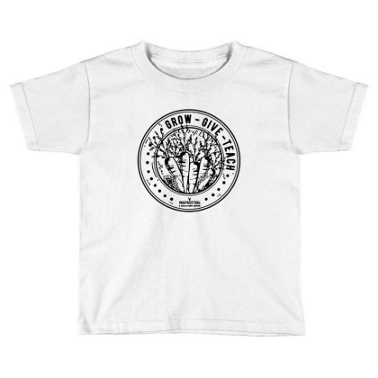 Fundraiser For Pennypack Farm On Black Toddler T-shirt Designed By Pinkanzee