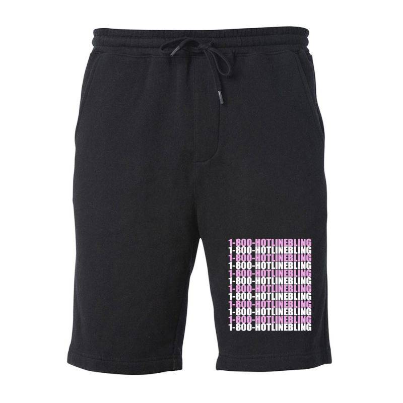 1800 Hotlinebling Fleece Short | Artistshot