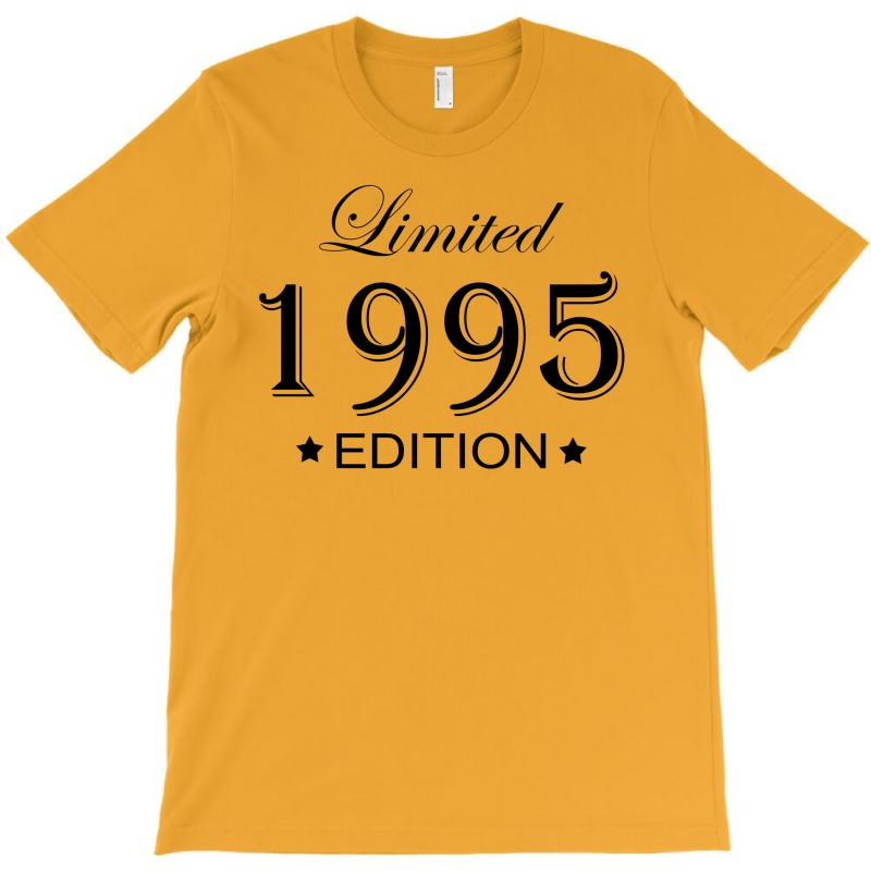 Limited Edition 1995 T-shirt | Artistshot
