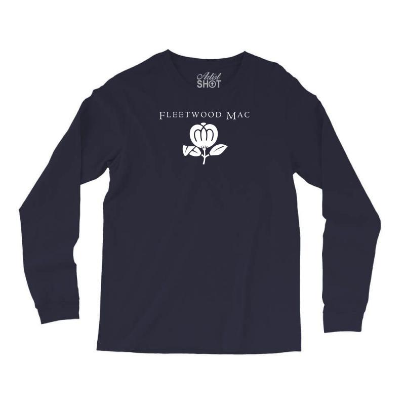 Fleetwood Mac Band Logo Long Sleeve Shirts | Artistshot