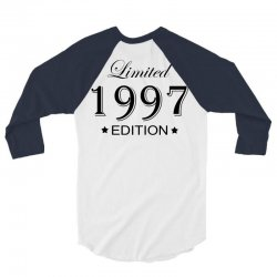 limited edition 1997 3/4 Sleeve Shirt | Artistshot
