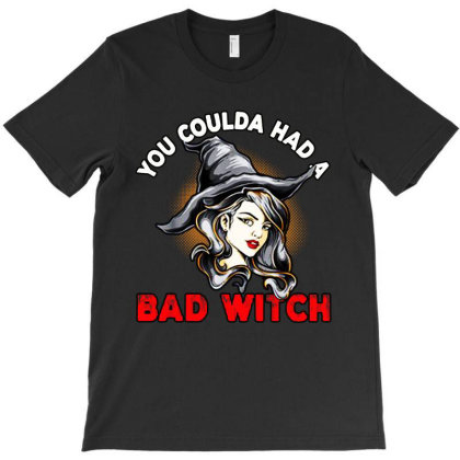 Beauty Halloween T-shirt Designed By Pinkanzee