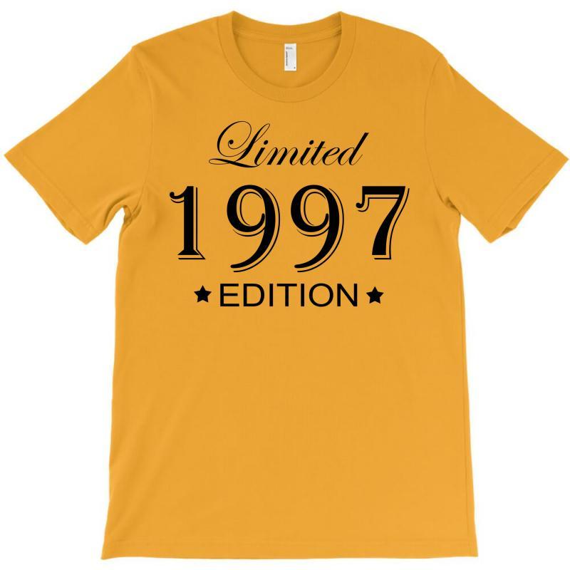 Limited Edition 1997 T-shirt | Artistshot