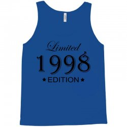 limited edition 1998 Tank Top | Artistshot