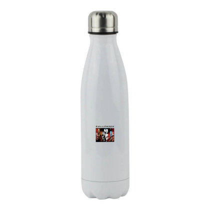 Friends For Light Stainless Steel Water Bottle Designed By Pinkanzee