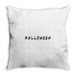 halloween for light Throw Pillow | Artistshot