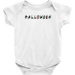 halloween for light Baby Bodysuit | Artistshot